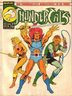 ThunderCats (UK) - 016