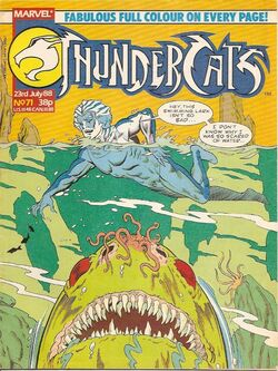 ThunderCats (UK) - 071