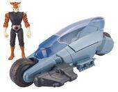 Bandai ThunderCats ThunderRacer with Tygra - 01
