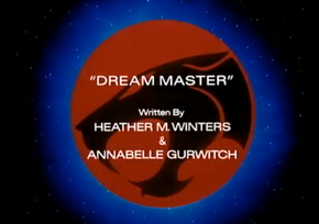Dream Master - Title Card