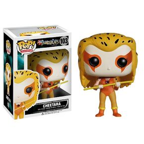 Funko Cheetara Box
