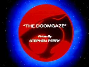 Doomgaze Title Card