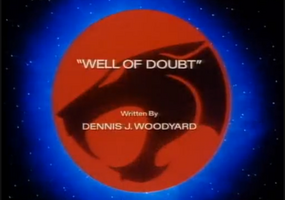 Well of Doubt - Title Card