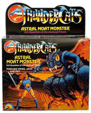 LJN Astral Moat Monster Box