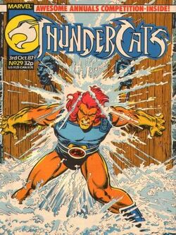 ThunderCats (UK) - 029