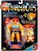 Lion-O Series 2 with Snarf MOC