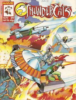 ThunderCats (UK) - 096
