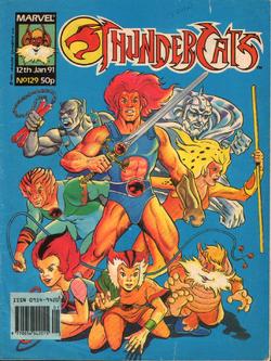 ThunderCats (UK) - 129