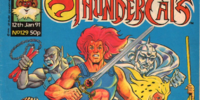 Thundercats (Marvel UK) - Issue 129