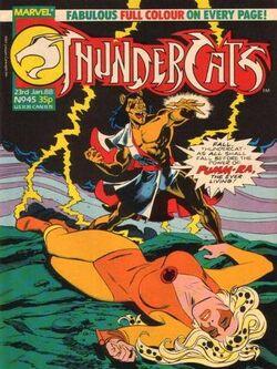 ThunderCats (UK) - 045