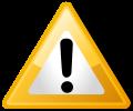 File:Warning Icon Yellow.png