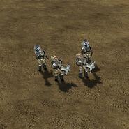 Zone Defender Squad Idle