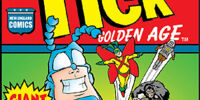 The Tick's Golden Age Comic: The Complete Works