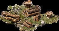Lumber -field