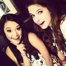 Tiffany and Megan Nicole - August 17, 2013