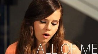 All of Me - Tiffany Alvord