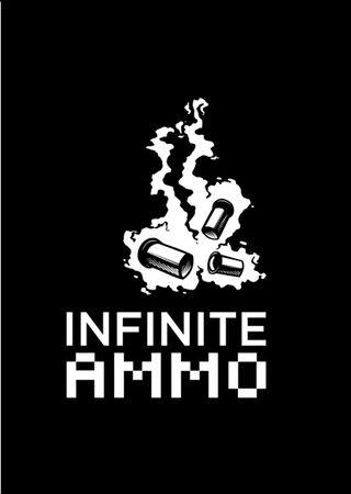 Infinite-ammo-logo black