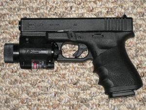 Glock Model 23 aka My Baby