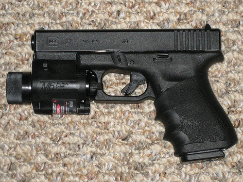 File:Glock Model 23 aka My Baby.jpg