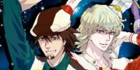 Tiger & Bunny Comic Anthology 1 (DNA Comics)