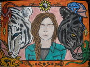 Tigers curse series by heisabird17