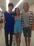 Asa, Ella, and Cameron