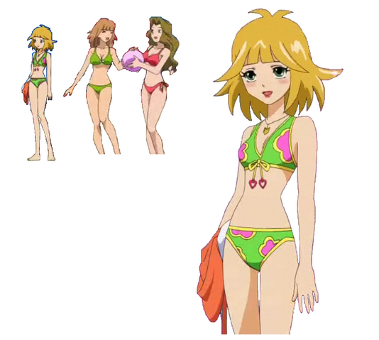 File:Ai-chan wearing bikini in sprite.PNG