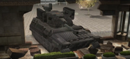 Crisis Zone infantry fighting vehicle (PS2 version)