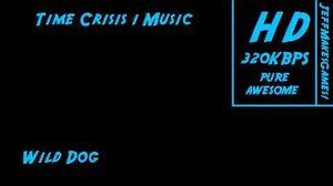 Time Crisis 1 Music - Wild Dog