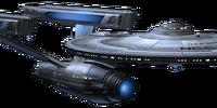 Star Trek Online Federation Cruisers