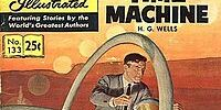 The Time Machine (Classics Illustrated comic)