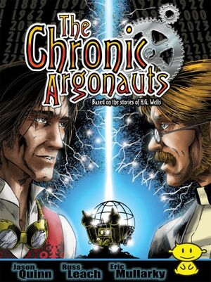 Chronic Argonauts graphic novel