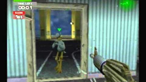 Timesplitters 1 showcase Section 2 Challenges