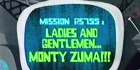 Ladies and Gentlemen... Monty Zuma!