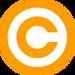 Copyright-orange