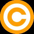 File:Copyright-orange.png