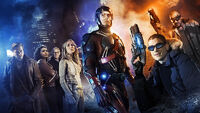 Legends of Tomorrow DC