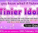 Tinier Idol Gacha