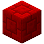 Image-Block RedstoneBrickFancy