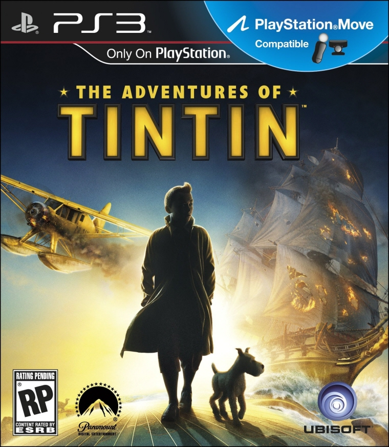 New Action Games For Ps3 : The adventures of tintin game wiki fandom
