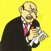 Mr. Bohlwinkel