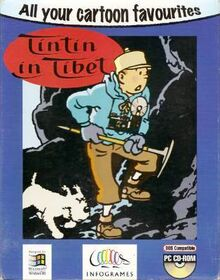 Tintin in Tibet PC