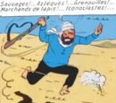 List of Captain Haddock's Curses