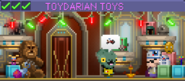 Decorated Toydarian Toys