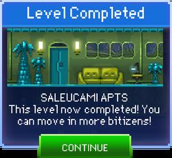 Message Saleucami Apts Complete