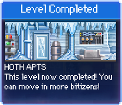 Message Hoth Apts Complete