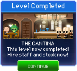 The Cantina Complete