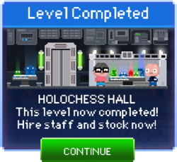 Holochess Hall Complete