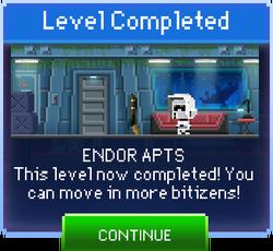 Message Endor Apts Complete