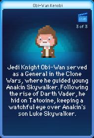 Album Obi-Wan Kenobi info